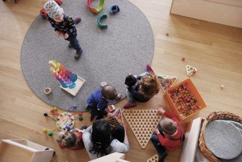 In der Volksschule Brederis wurden vonseiten der Marktgemeinde Rankweil neue Räumlichkeiten für den Eltern-Kind-Treff geschaffen. MarktGemeinde