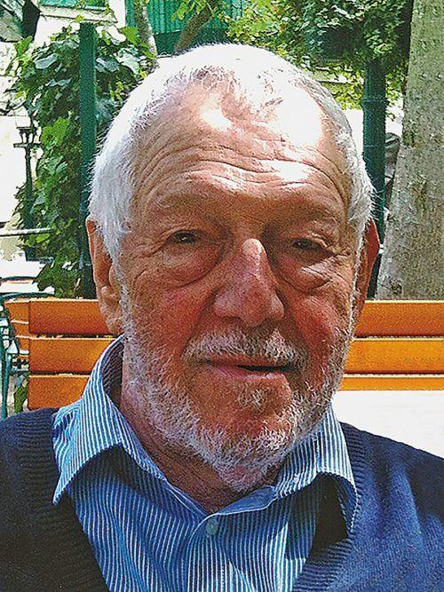 Arnold Mehele war ein geselliger und beliebter Emser.