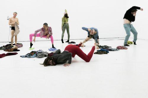 """Auch das """"tanz ist""""-Festival zeigt sich flexibel und entschädigt mit Performances, die per Streaming erlebbar werden.Spielboden"""