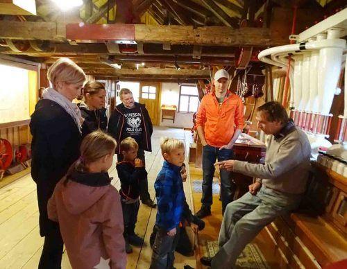 Auch die Aktion Reiseziel Museum ist ganz auf Familien zugeschnitten.vlk