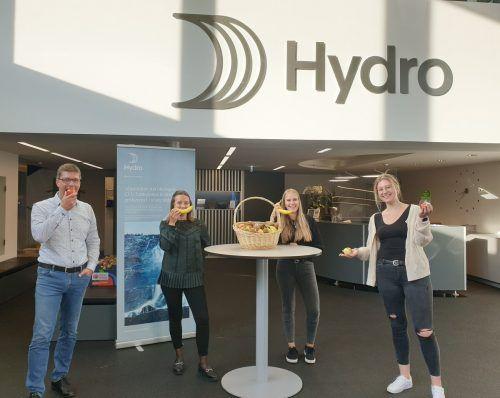 Auf die Gesundheitsförderung sowie eine ausgeglichene Work-Life-Balance wir bei Hydro Nenzing viel Wert gelegt.Foto: Hydro
