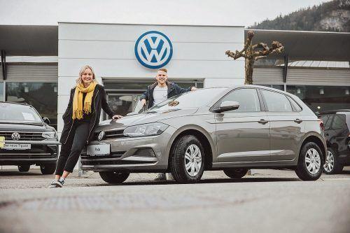 Bei der VN-Auktion 2021 gibt es unter anderem einen VW Polo zu ersteigern.
