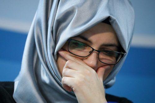 """Cengiz will die """"unverzügliche Bestrafung"""" von Kronprinz bin Salman. AFP"""