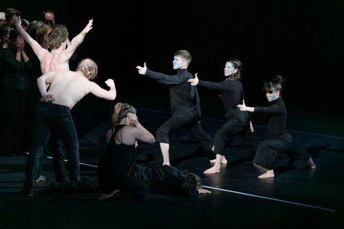 Choreografie von Helena Waldmann gab es vor drei Jahren im Festspielhaus. hofmeister