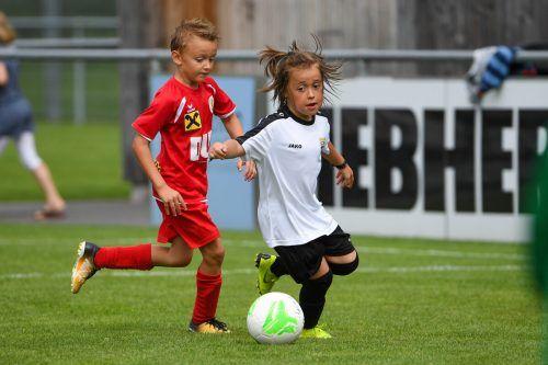 Dank Schultest wird Kindern auch wieder der Sport möglich sein.VN-Lerch