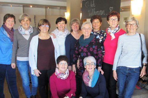 """Das Team """"Feste und Feiern"""" engagiert sich trotz schwieriger Rahmenbedingungen auch heuer für den Suppentag in Thüringen."""
