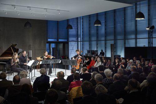 """Der erste Festspielevent in diesem Jahr ist am 3. Mai im KUB geplant und bezieht sich auf die Opernproduktion """"Wind"""" von Alexander Moosbrugger.BF/köhler"""