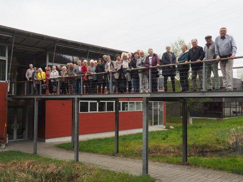 Der Vorstand des Seniorenbundes Sulz-Röthis-Viktorsberg freut sich auf ein baldiges Wiedersehen. M. Baur