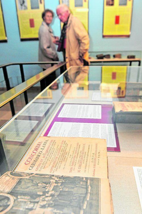 Die Ausstellung widmet sich ab 3. Juli dem Auftritt Martin Luthers in Worms.