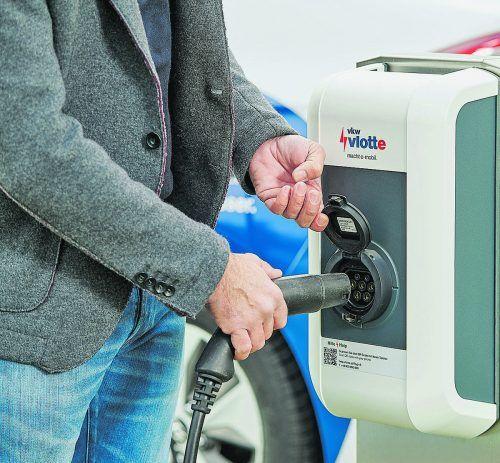 Die eigene Tankstelle ist immer verfügbar und hat keine Preisschwankungen. Illwerke