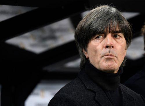 """Die EURO 2021 wird das letzte Turnier von Joachim """"Jogi"""" Löw als deutscher Bundestrainer. Für danach muss sich der DFB einen Neuen suchen.afp"""