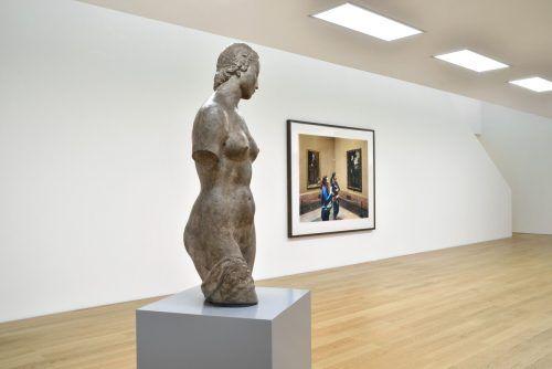 Die Hilti-Sammlung ist im Kunstmuseum in Vaduz ausgestellt. agostinelli