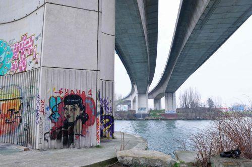 Die Leiche der 14-Jährigen war in Argenteuil in der Seine entdeckt worden. AFP