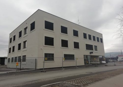 Die neue Polizeizentrale wird bald ihren Dienst aufnehmen.mima