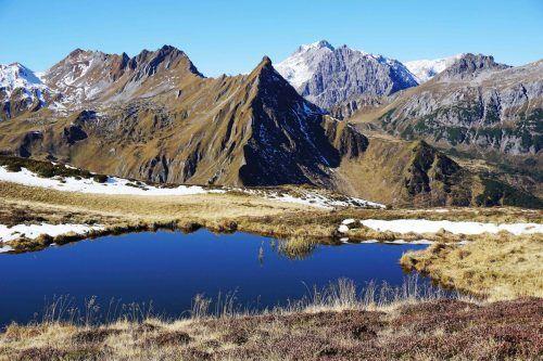 Die Rätikonregion soll in einem Internationalen Naturpark zusammengefasst und gemeinsam entwickelt werden.Symbolfoto MEZ