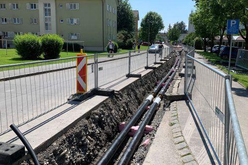 Die Stadt Dornbirn will die Infrastruktur für erneuerbare Energien verbessern.Stadt
