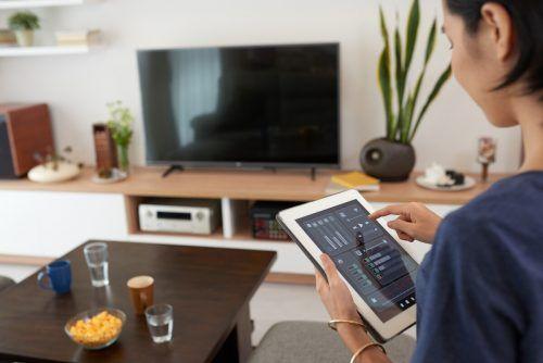 Die Vorzüge von Smart Home werden immer mehr geschätzt. Allerdings sollte man Hackern keine Angriffsfläche bieten. Shutterstock