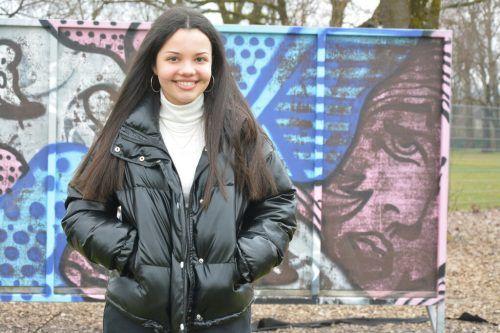 Die Zeit der Lockdowns empfindet Jasmin (16) mittlerweile als zu lang.bvs (4)