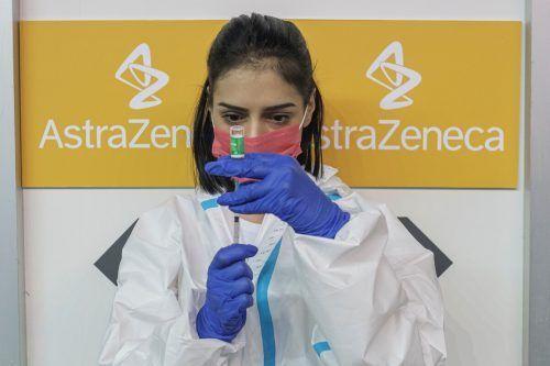 Diese Woche kam überhaupt keine AstraZeneca-Lieferung ins Land.RTS