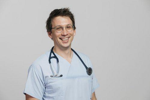 Dr. Striberski kennt den Alltag auf der Intensivstation. KHD