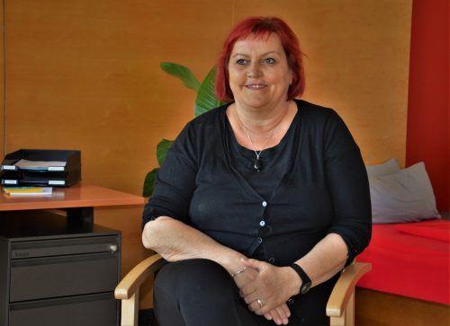 Eine Tagesbetreuung aufzubauen ist genau die richtige Aufgabe für Sabine Moosbrugger. HRJ