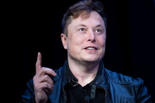 Elektroautopionier Elon Musk macht Tesla-Kauf mit Bitcoin möglich. afp