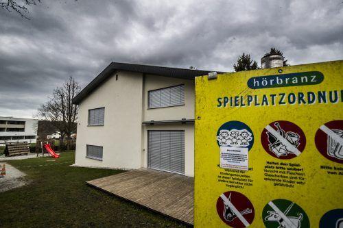 Es hat sich vorläufig ausgespielt in der Kinderbetreuungseinrichtung Dorf in Hörbranz. vn/sams