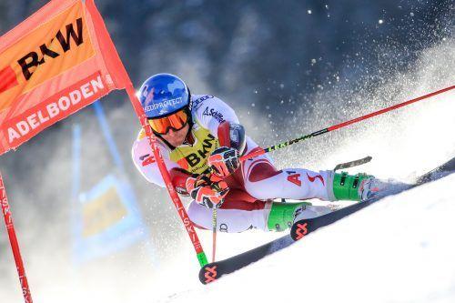 Fand bei den ÖSV-Meisterschaften die schnellste Linie ins Ziel: Magnus Walch.Gepa