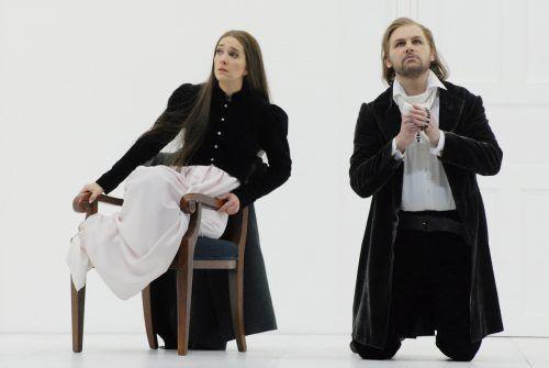 """""""Genoveva"""" von Schumann, dirigiert von Harnoncourt, inszeniert von Kusej. michel"""