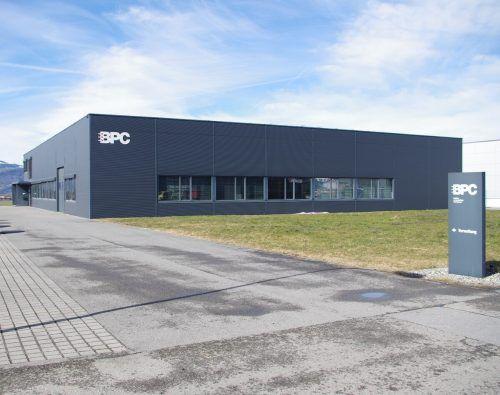Geschäftsführer Peter Bernatzik konzentriert am bisherigen Produktionsstandort in Weiler nur noch Verwaltung und Konfektionierung. bpc