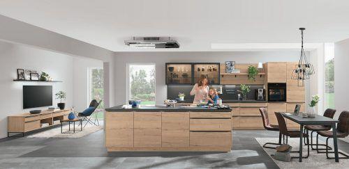 Großzügig, offen gestaltete Küchen sind gefragt. Allerdings sollten dabei einige Punkte beachtet werden. akm