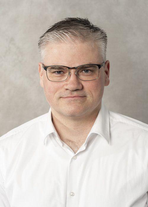 "Hoeckle-CEO Petr Benes: ""Roboter, um konkurrenzfähig zu bleiben.""FA/WH"