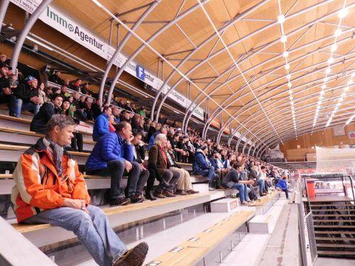 Im Dornbirner Messestadion entsteht eine neue unterbaute Tribüne.mima