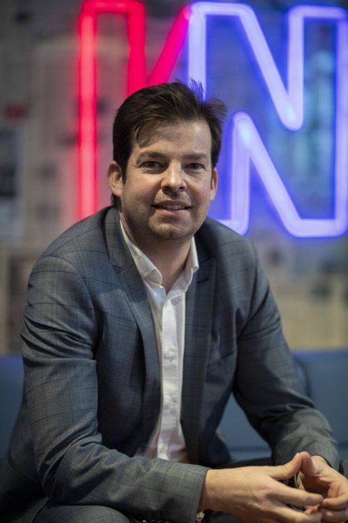 IV-Geschäftsführer Mathias Burtscher verlässt die Interessensvertretung im Juli.VN/Paulitsch