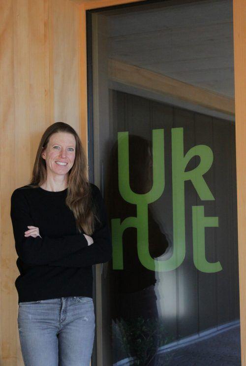Karin Pürmair setzt in Sachen Gesundheit auf Eigenkompetenz. bi