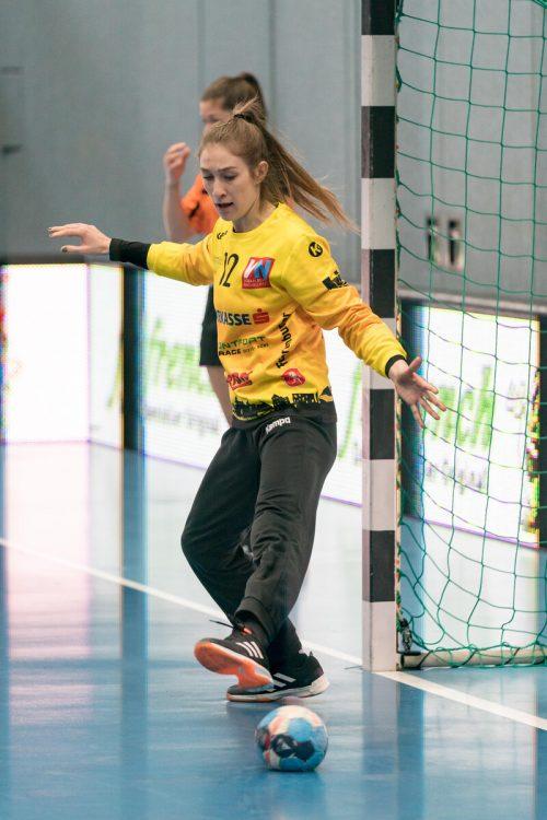 Katja Rauter wurde für die WM-Play-offSpiele gegen Polen nominiert.Stiplovsek