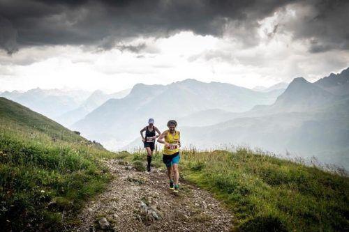 Laufen, Radfahren und Skisport sind die Passionen der Hobby-Extremsportlerin Manuela Türtscher.privat
