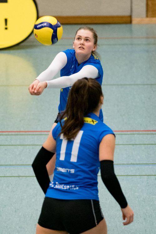 Lina Hinteregger ist in der Bundesliga und U-20-Meisterschaft gefordert.VN/DS
