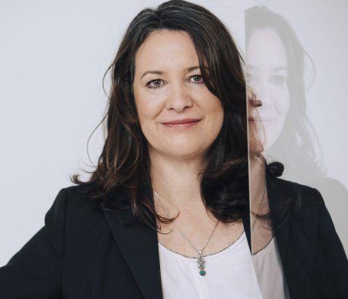 Maria Heinzle bildete sich zum Coach und zur Wirtschaftsmediatorin weiter. Lisa Mathis