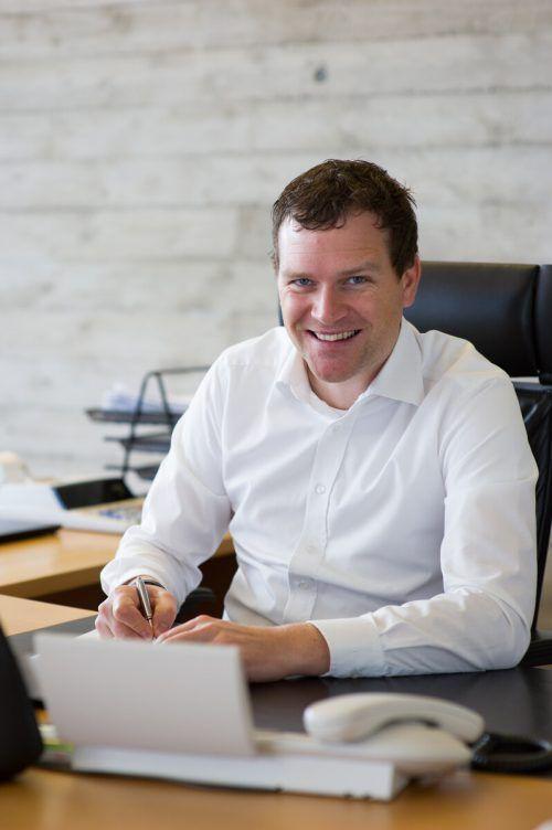 Markus Rigo ist Geschäftsführer von Alcolor. Alcolor