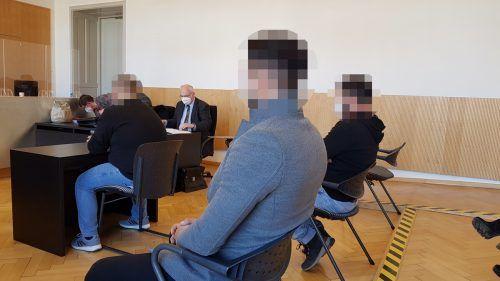 Mit ihrem Diebstahl von Kupferrohren auf Baustellen hatten die Angeklagten mehr als 70.000 Euro Beute eingeheimst. ECKERT