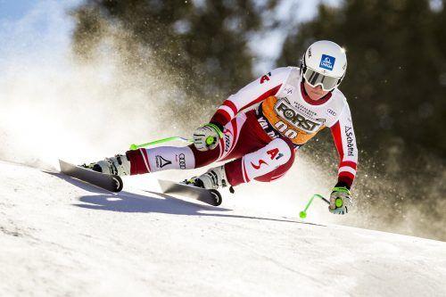 Nach der Weltcuppremiere heuer in St. Anton darf sich Vanessa Nussbaumer in der kommenden Saison auf weitere Einsätze in der Königsklasse einstellen.gepa