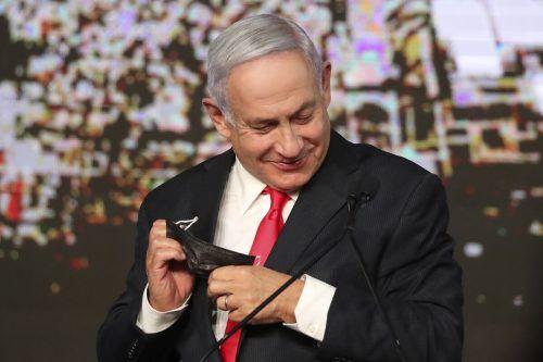 Netanjahus Likud ist stärkste Kraft. Schwierig dürfte es trotzdem werden. AP