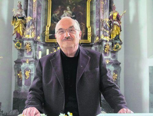 Roland Trentinaglia, Pfarrer in Hohenweiler, Hörbranz und Möggers.