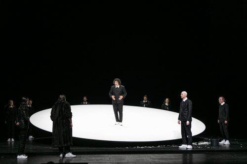 """Schauspielhaus Graz hat viel gestreamt, darunter """"Reineke Fuchs"""" nach Goethe. Karelly"""