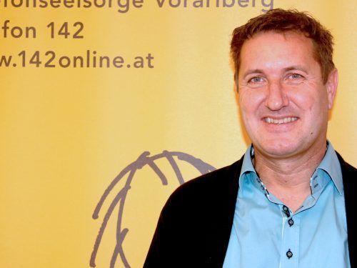 """Sepp Gröfler ist erster Gastredner bei """"Gesundheit im Gespräch"""" im Rathaus.Gröfler"""