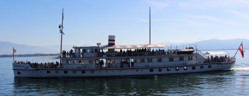 An den kommenden beiden Wochenenden bleibt die Oesterreich zwar im Hafen, lädt aber als Pop-up-Restaurant von Freitag bis Sonntag Gäste ein. STP