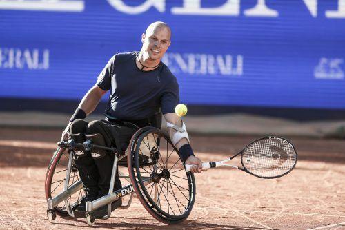 Thomas Flax ist auf dem besten Weg, sich einen Quotenplatz für die Paralympics in Tokio zu holen.Steurer