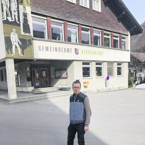 Tobias Bischofberger hatte am Coronawochenende einiges zu tun.