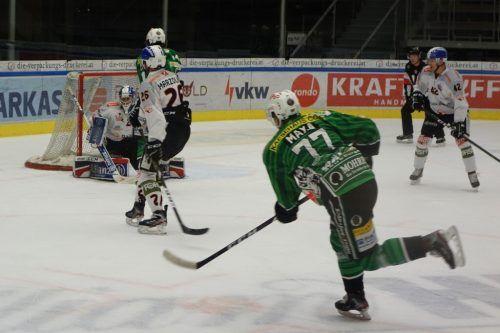Um wichtige Punkte geht es in den verbleibenden sechs Spielen für den EC Bregenzerwald. Morgen, Mittwoch, geht es gegen Asiago. siha